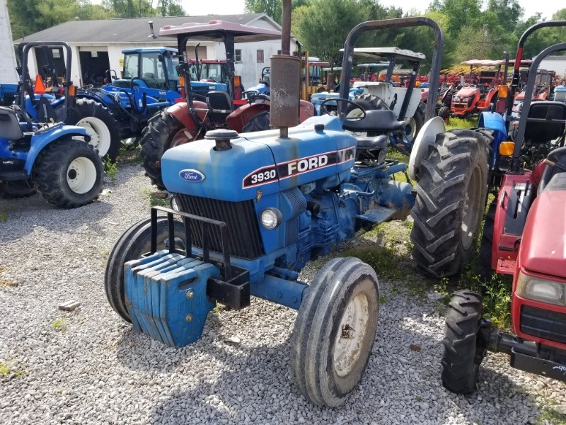 1993 Ford 3930 Tractor For Sale
