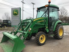 Tractor - Compact Utility For Sale 2009 John Deere 3320 , 32 HP