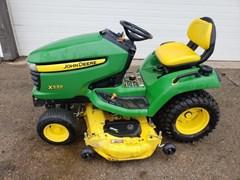 Riding Mower For Sale 2011 John Deere X530 , 25 HP