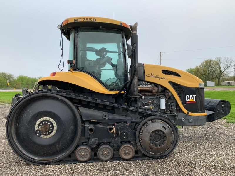 2008 Challenger MT755B Tractor For Sale