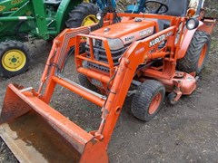 Tractor For Sale 1999 Kubota B2400 , 24 HP