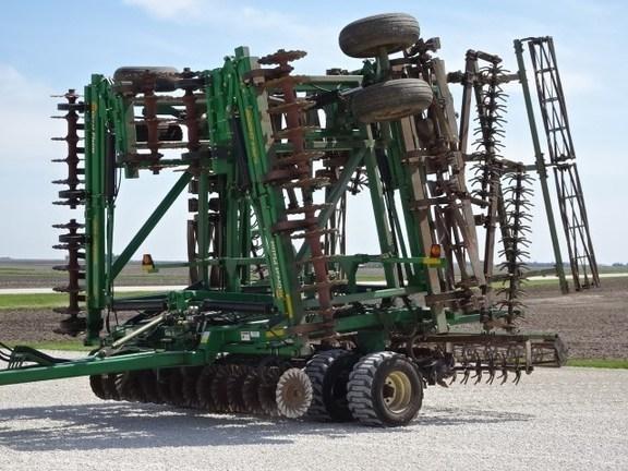 Great Plains 4000-TC Vertical Tillage For Sale