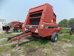 Baler-Round For Sale Case IH 8460