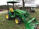 Tractor For Sale:  2015 John Deere 3033R