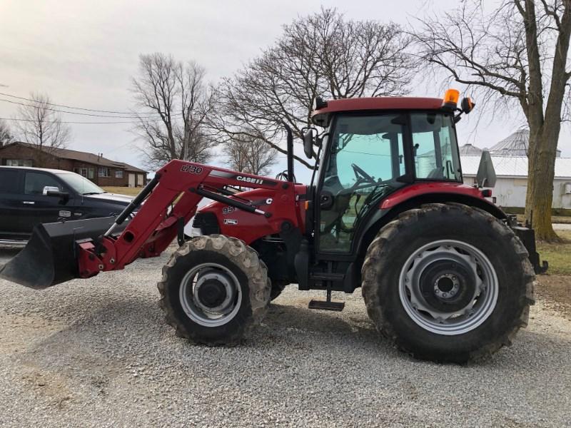 2011 Case IH FARMALL 95 Tractor For Sale
