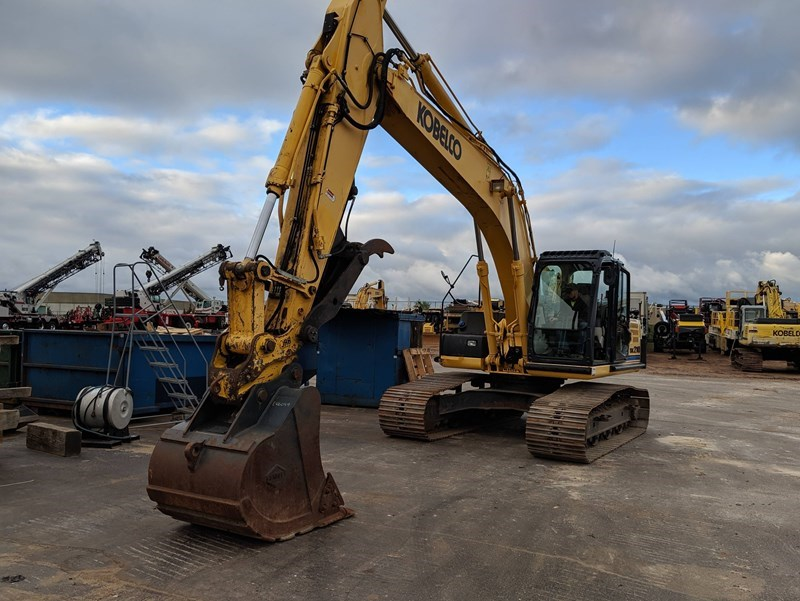 2013 Kobelco SK210LC-9 Excavator For Sale