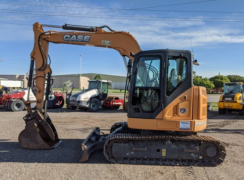 2006 Case CX75CSR Excavator For Sale