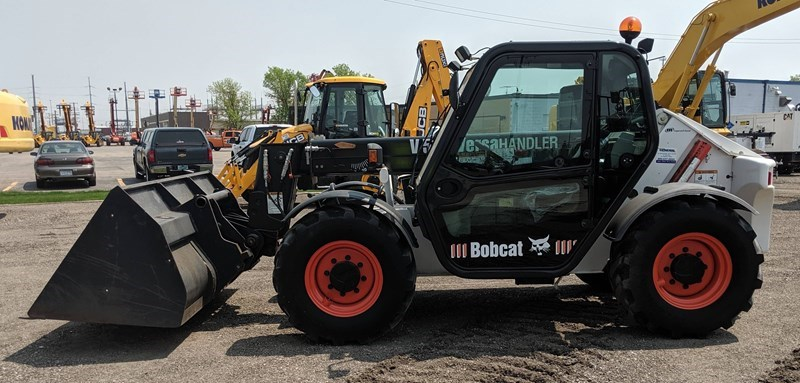 2007 Bobcat V518 Forklift For Sale