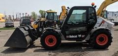 Forklift For Sale:  2012 Bobcat V518