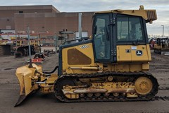 Crawler Tractor For Sale:  2006 John Deere 650J