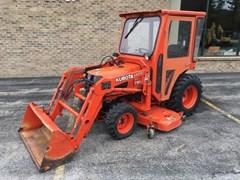Tractor For Sale:  2002 Kubota B7500HSDR , 21 HP