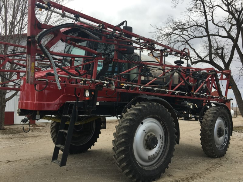 2001 Case IH 4260 Sprayer-Self Propelled For Sale