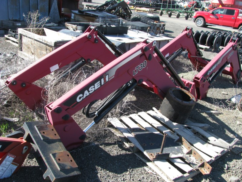 2009 Case IH LX730 Front End Loader Attachment For Sale