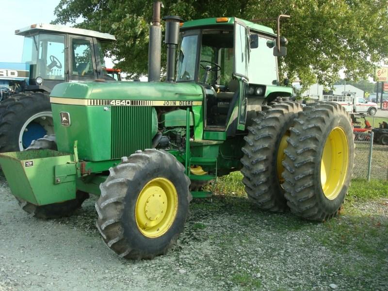 1980 John Deere 4640 Tractor For Sale