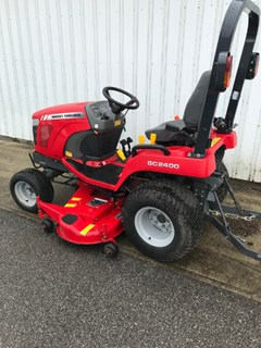 Tractor - Compact For Sale 2012 Massey Ferguson GC2400 , 22 HP