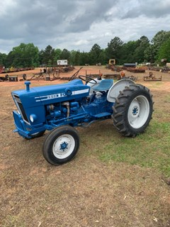 Tractor For Sale 1978 Ford 2600