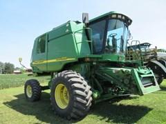 Combine For Sale 2002 John Deere 9550