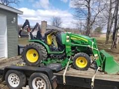 Tractor For Sale 2007 John Deere 2520 , 26 HP