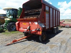 Forage Box For Sale 2002 H & S 7+4
