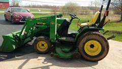 Tractor For Sale 2001 John Deere 4100 , 19 HP