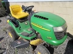 Riding Mower For Sale 2004 John Deere L118 , 22 HP
