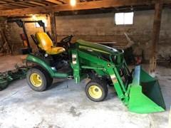 Tractor For Sale 2014 John Deere 1025R , 23 HP