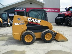 Skid Steer For Sale 2013 3D-P Technology SR200 , 75 HP