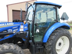 Tractor - Utility For Sale 2013 New Holland 4.75 , 75 HP