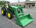 Tractor For Sale2017 John Deere 5075E, 75 HP