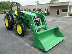 Tractor For Sale 2017 John Deere 5075E , 75 HP