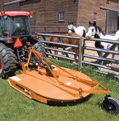 Rotary Cutter For Sale:  Woods bb84x