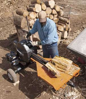 Woods KLS Log Splitter For Sale