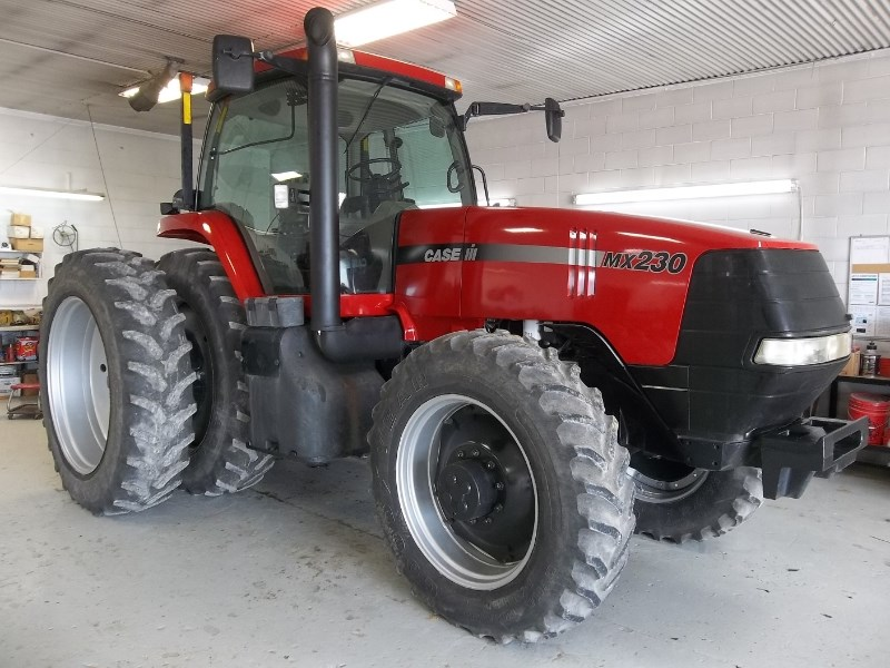 2005 Case IH MX230 Tractor For Sale