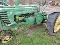 Tractor For Sale 1947 John Deere B , 17 HP