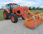Tractor For Sale2010 Kubota M135X, 135 HP
