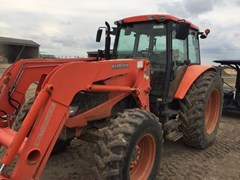 Tractor For Sale 2010 Kubota M135X , 135 HP