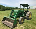 Tractor For Sale1984 John Deere 2550, 75 HP