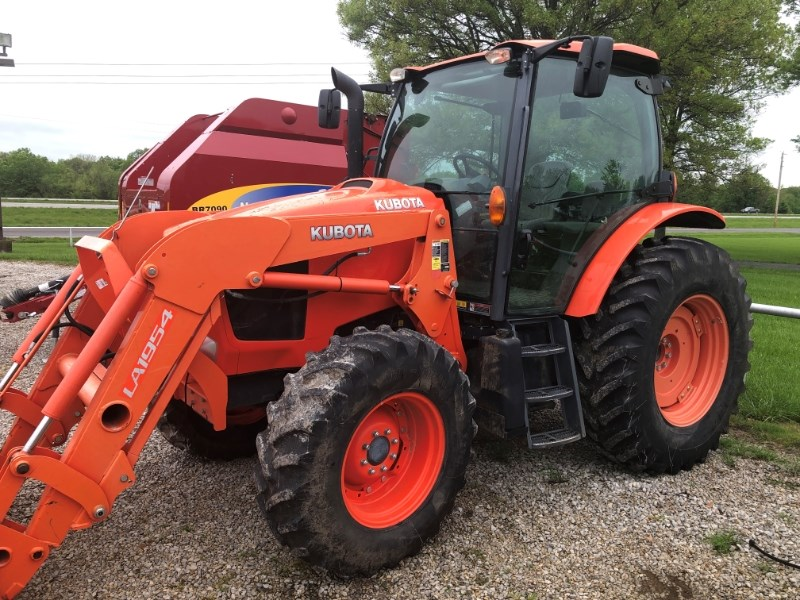 2015 Kubota M110GX Tractor For Sale