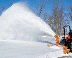 Snow Blower For Sale: Woods SB74C