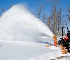 Snow Blower For Sale:  Woods SB74C