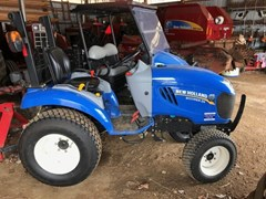 Tractor For Sale 2014 New Holland Boomer 24 , 24 HP