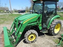 Tractor For Sale 2006 John Deere 3520 , 37 HP