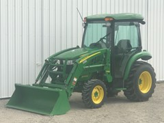 Tractor - Compact For Sale 2016 John Deere 3046R , 46 HP