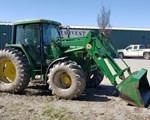 Tractor For Sale: 1996 John Deere 6400