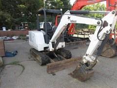 Excavator-Track For Sale 1999 Bobcat 331 , 30 HP