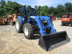 Tractor For Sale 2017 New Holland T4.100 , 85 HP