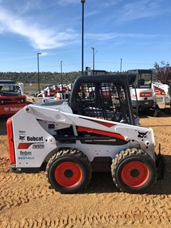 Skid Steer :  Bobcat S550 T4