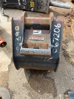 Bucket  Bobcat MX4-18-T