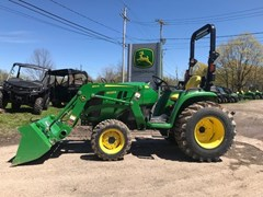 Tractor For Sale 2018 John Deere 3025E , 25 HP