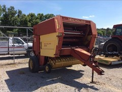 Baler-Round For Sale 1987 New Holland 855